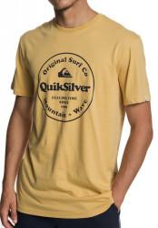 Tričko Quiksilver Secret Ingredient rattan