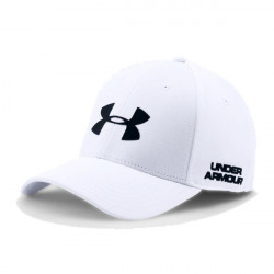 UNDER ARMOUR UA Golf Headline 2.0 Cap White - M/L
