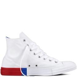 Unisex biele tenisky Converse Chuck Taylor All Star Hi f35ee5e83b
