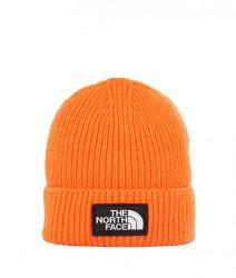 Unisex oranžová zimná čiapka The North Face