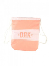 Unisex ružový ruksak Dorko GYM SACK BAG