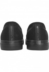 Unisex slip on Urban Classics Low Sneaker čierne #1