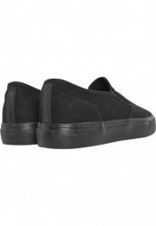 Unisex slip on Urban Classics Low Sneaker čierne #4
