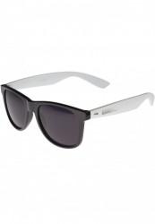 Unisex slnečné okuliare MSTRDS Groove Shades GStwo blk/white
