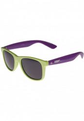Unisex slnečné okuliare MSTRDS Groove Shades GStwo lgr/pur