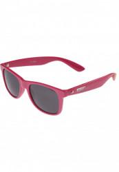Unisex slnečné okuliare MSTRDS Groove Shades GStwo magenta