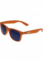 Unisex slnečné okuliare MSTRDS Groove Shades GStwo orange