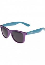 Unisex slnečné okuliare MSTRDS Groove Shades GStwo pur/tyr