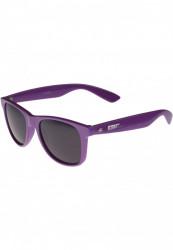 Unisex slnečné okuliare MSTRDS Groove Shades GStwo purple