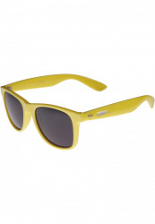 Unisex slnečné okuliare MSTRDS Groove Shades GStwo yellow