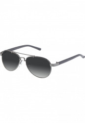 Unisex slnečné okuliare MSTRDS Mumbo Youth gun/grey