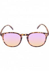 Unisex slnečné okuliare MSTRDS Sunglasses Arthur havanna/rosé Pohlavie: pánske,dámske