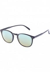 Unisex slnečné okuliare MSTRDS Sunglasses Arthur Youth blk/blue