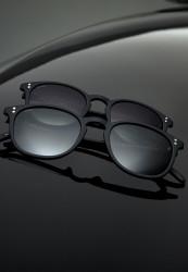 Unisex slnečné okuliare MSTRDS Sunglasses Arthur Youth blk/grey