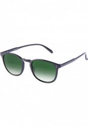 Unisex slnečné okuliare MSTRDS Sunglasses Arthur Youth blk/grn