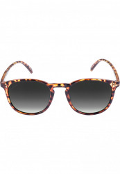 Unisex slnečné okuliare MSTRDS Sunglasses Arthur Youth havanna/grey