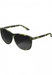 Unisex slnečné okuliare MSTRDS Sunglasses Chirwa camo