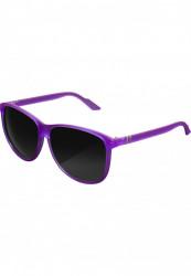 Unisex slnečné okuliare MSTRDS Sunglasses Chirwa purple