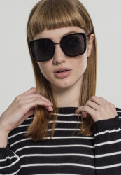 Unisex slnečné okuliare MSTRDS Sunglasses December black