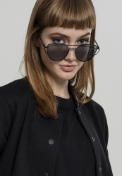 Unisex slnečné okuliare MSTRDS Sunglasses July black