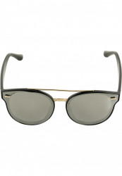 Unisex slnečné okuliare MSTRDS Sunglasses June blk/silver