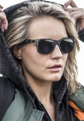 Unisex slnečné okuliare MSTRDS Sunglasses Likoma camo