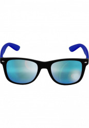 Unisex slnečné okuliare MSTRDS Sunglasses Likoma Mirror blk/royal/blue