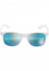 Unisex slnečné okuliare MSTRDS Sunglasses Likoma Mirror white/blue