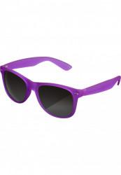 Unisex slnečné okuliare MSTRDS Sunglasses Likoma purple