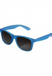 Unisex slnečné okuliare MSTRDS Sunglasses Likoma tyrkys