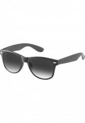 Unisex slnečné okuliare MSTRDS Sunglasses Likoma Youth blk/grey