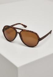 Unisex slnečné okuliare MSTRDS Sunglasses March amber