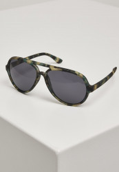 Unisex slnečné okuliare MSTRDS Sunglasses March camo