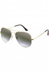 Unisex slnečné okuliare MSTRDS Sunglasses PureAv Youth gold/brown