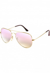 Unisex slnečné okuliare MSTRDS Sunglasses PureAv Youth gold/rosé