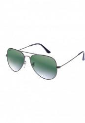 Unisex slnečné okuliare MSTRDS Sunglasses PureAv Youth gun/green
