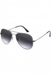 Unisex slnečné okuliare MSTRDS Sunglasses PureAv Youth gun/grey