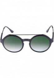 Unisex slnečné okuliare MSTRDS Sunglasses  Retro Space blk/grn