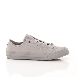 Unisex Tenisky Converse Chuck Taylor All Star II Ox Lux Leather Grey