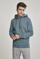 ff30987ef8 Urban CLASSICS Pánska mikina Basic Sweat Hoody light mint