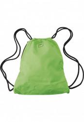 Vrecko MSTRDS Basic Gym Sack neongreen