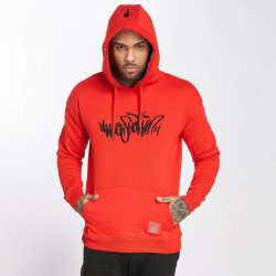 Who Shot Ya? / Hoodie Capital W in red