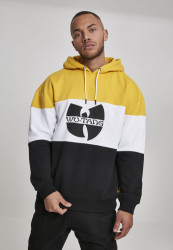 Wu-Wear Block Hoody Farba: black/white/yellow,