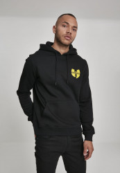 Wu-Wear Chest Logo Hoody Farba: black,
