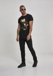 Wu-Wear Masks Tee Farba: black, #4