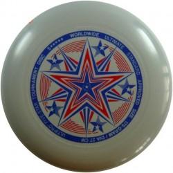 YIKUNSPORTS Frisbee UltiPro-FiveStar grey