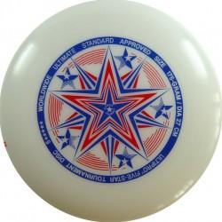 YIKUNSPORTS Frisbee UltiPro-FiveStar NiteGlow