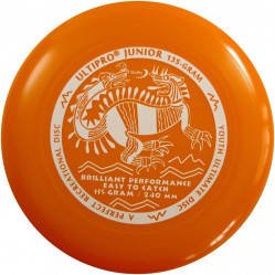 YIKUNSPORTS Frisbee UltiPro-Junior orange
