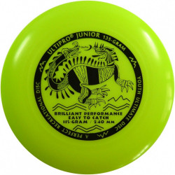 YIKUNSPORTS Frisbee UltiPro-Junior yellow
