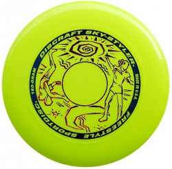 YIKUNSPORTS Frisbee UltiPro-Sky Styler yellow
